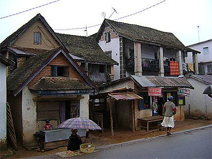 Maisons d'Ambohimaha