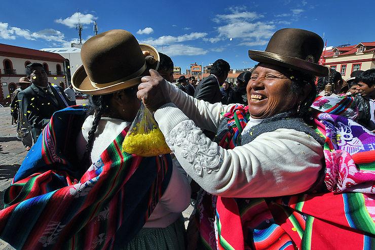 Le Pérou, d'Arequipa au lac Titicaca