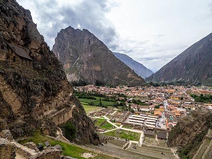 Pérou - Ollantaytambo
