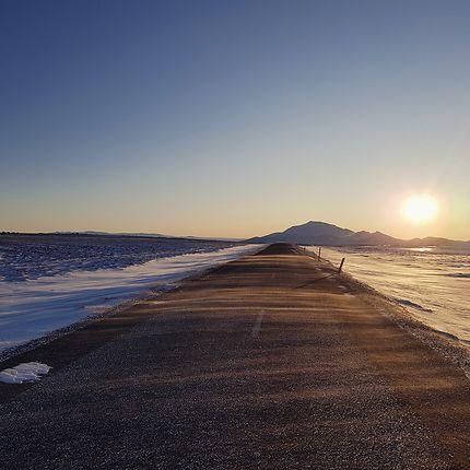 Route 910 en Islande