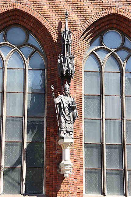 Monument à l'Evêque Albert