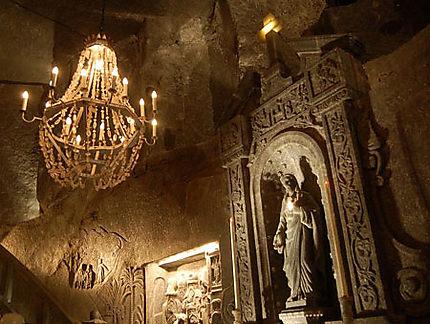 Statue de sel