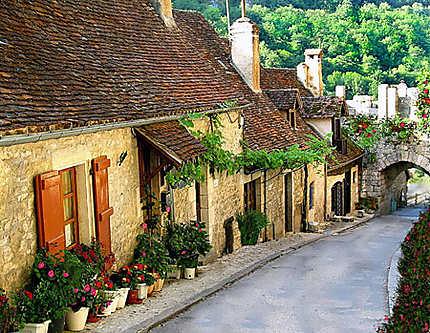 À Rocamadour