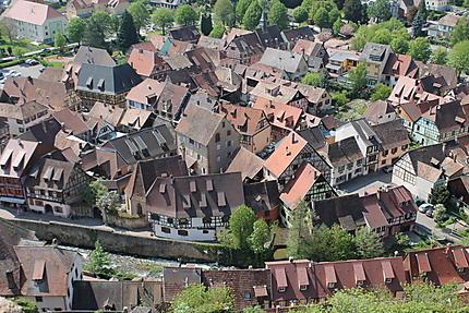 Cité de Kaysersberg (Haut-Rhin)
