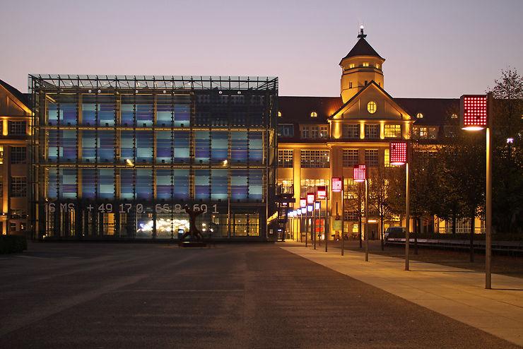 Karlsruhe, tout en contrastes