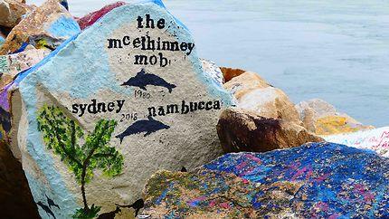 Nambucca Heads - The V Wall