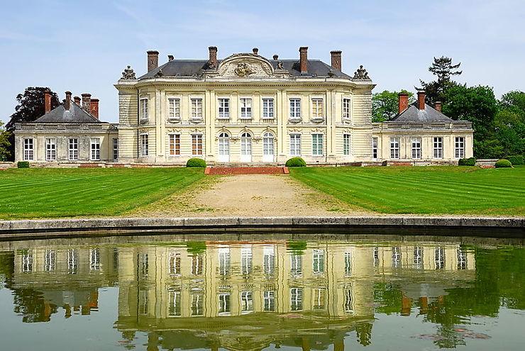 Mirabelles et château - Meurthe-et-Moselle (Lorraine)