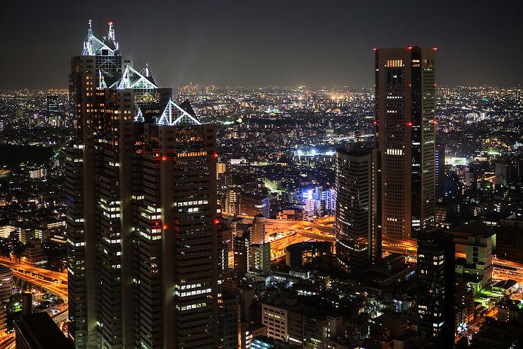 L'hôtel Park Hyatt à Tokyo : Lost in Translation