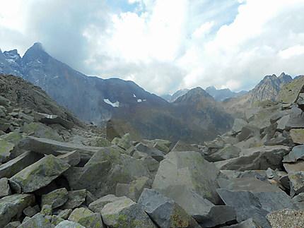 Un joli sentier des Pyrénées