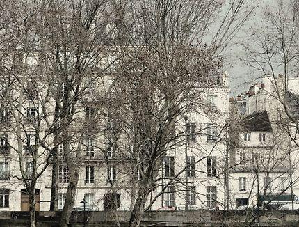 Paris en hiver