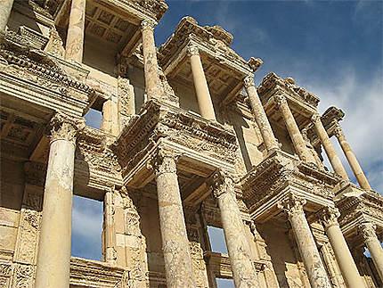 Bibliothèque de Celsius à Ephèse