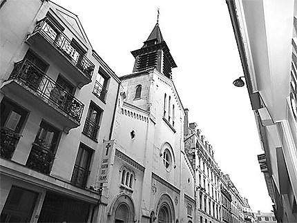 Eglise Saint Martin des Champs