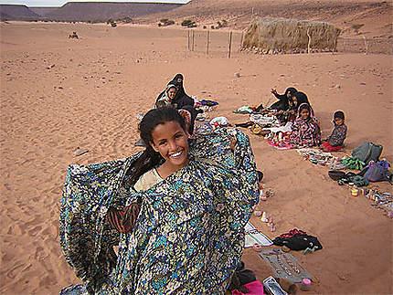 Visage Mauritanien Portraits Enfants Adrar Mauritanie Routard Com