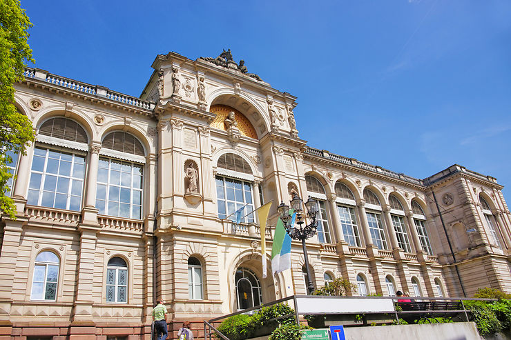 Baden-Baden, une cure de nature et de culture