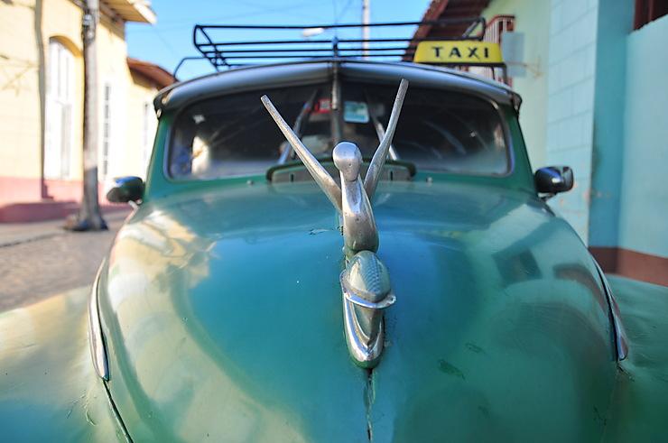 Taxi à La Boca