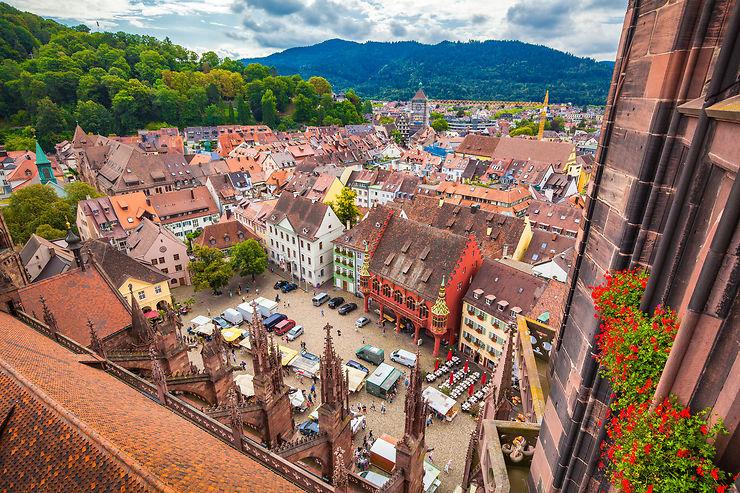 Fribourg-en-Brisgau, la perle verte