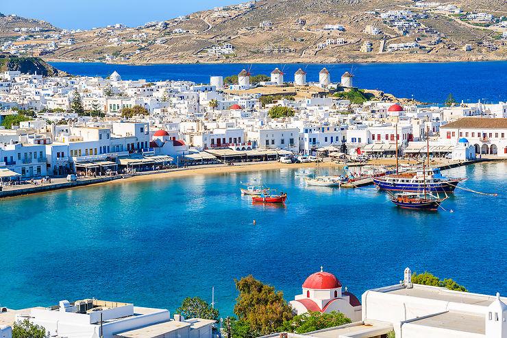 Voyage - Grèce : reprise des vols internationaux le 1er juillet