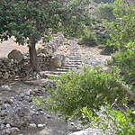Rando: Agios Ioannis / monastère de Koudouma