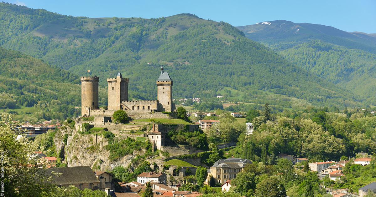 L'Ariège, des voyages dans le temps