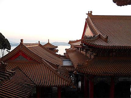 Le Temple de Wenwu