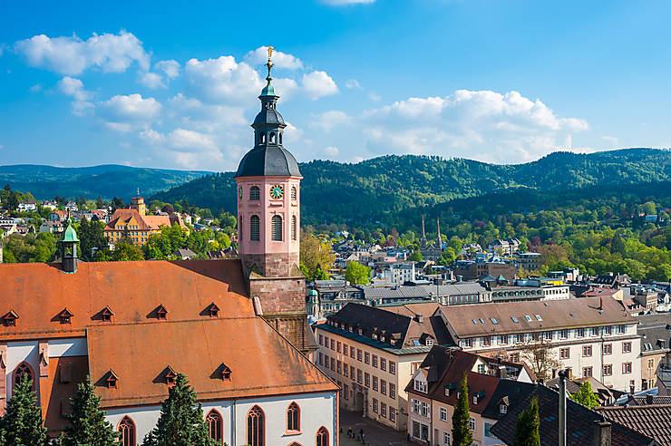 Fribourg et Baden-Baden : la Forêt-Noire, entre villes et nature