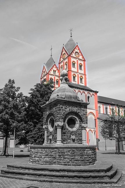 la Collégiale Saint-Barthelemy