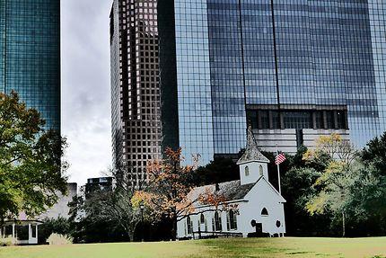 Houston entre tradition et modernité