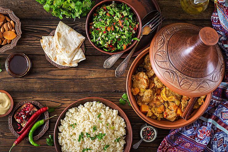 Maroc Que Manger Gastronomie Et Boissons Routardcom