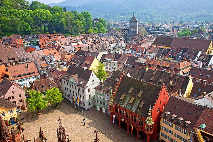 Fribourg, la belle méridionale