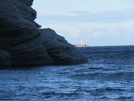 Mer d'automne en Gaspésie