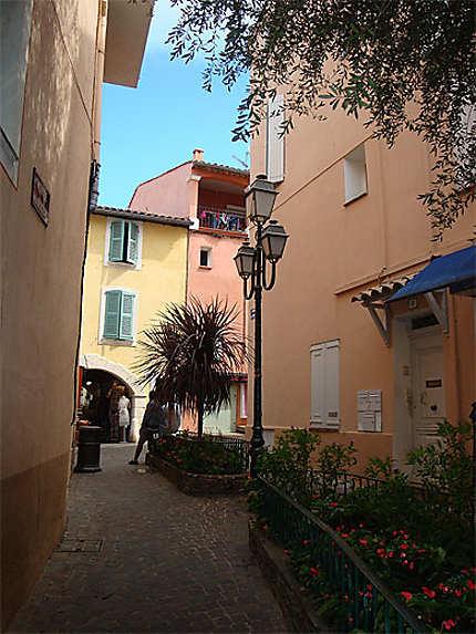 Ruelle de Sainte-Maxime