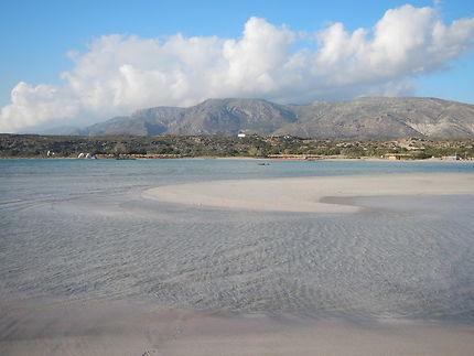 Lagon d'Elafonisi