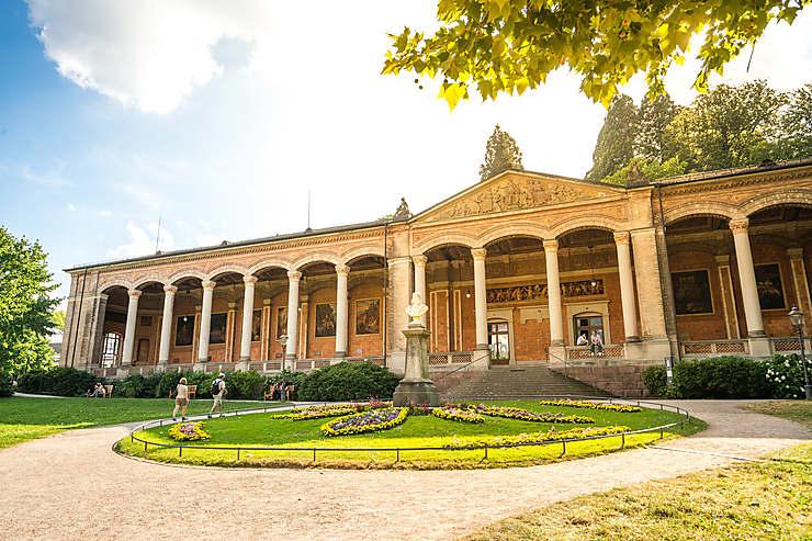 Baden-Baden, un bain de culture