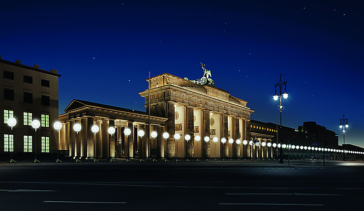 Les 25 ans de la chute du Mur de Berlin