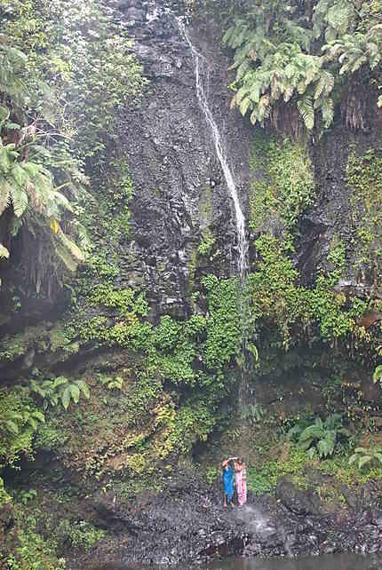 Cascade Sacrée