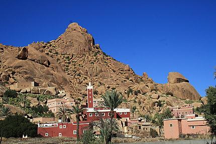 La Mosquée Rouge