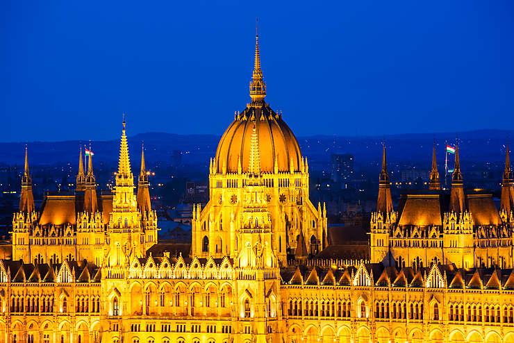 Palais du Parlement hongrois