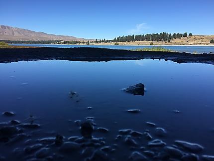 Le lac Tekapo