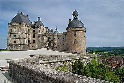 Château d'Hautefort