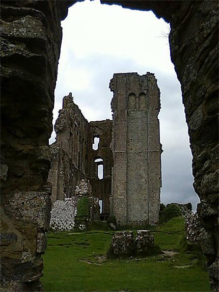 Ruines du Corfe Castle