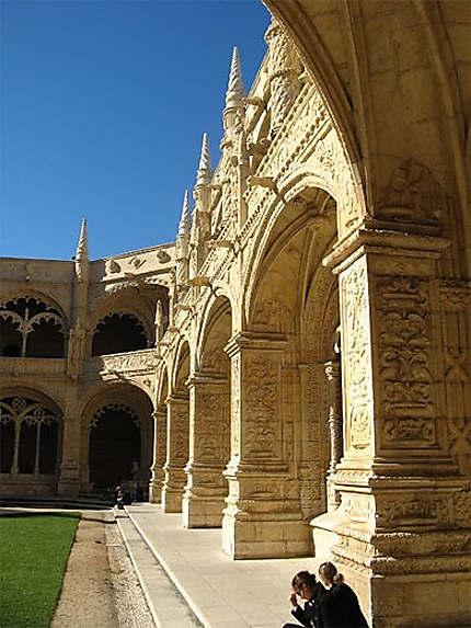 Cloître du Monastère