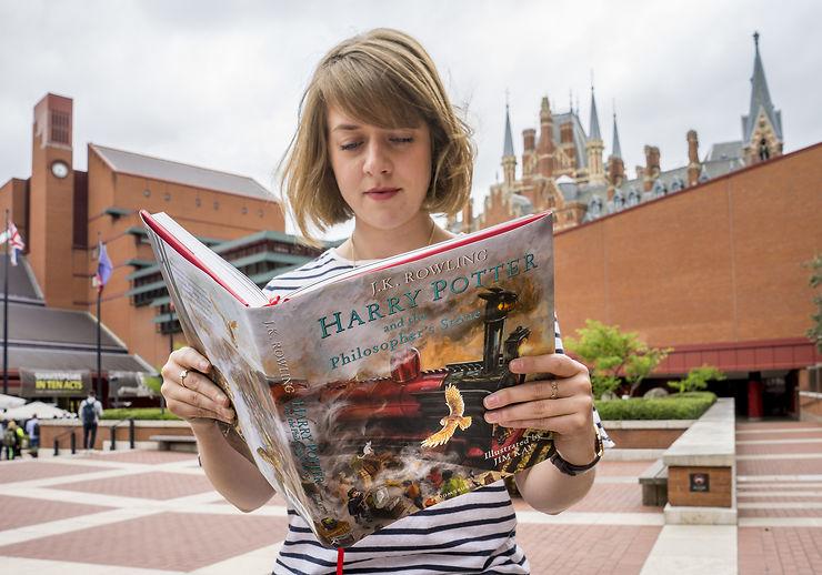 « Harry Potter. A History of Magic » à la British Library à Londres