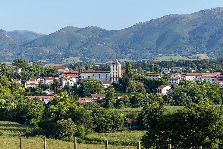 Le Pays basque, côté villages