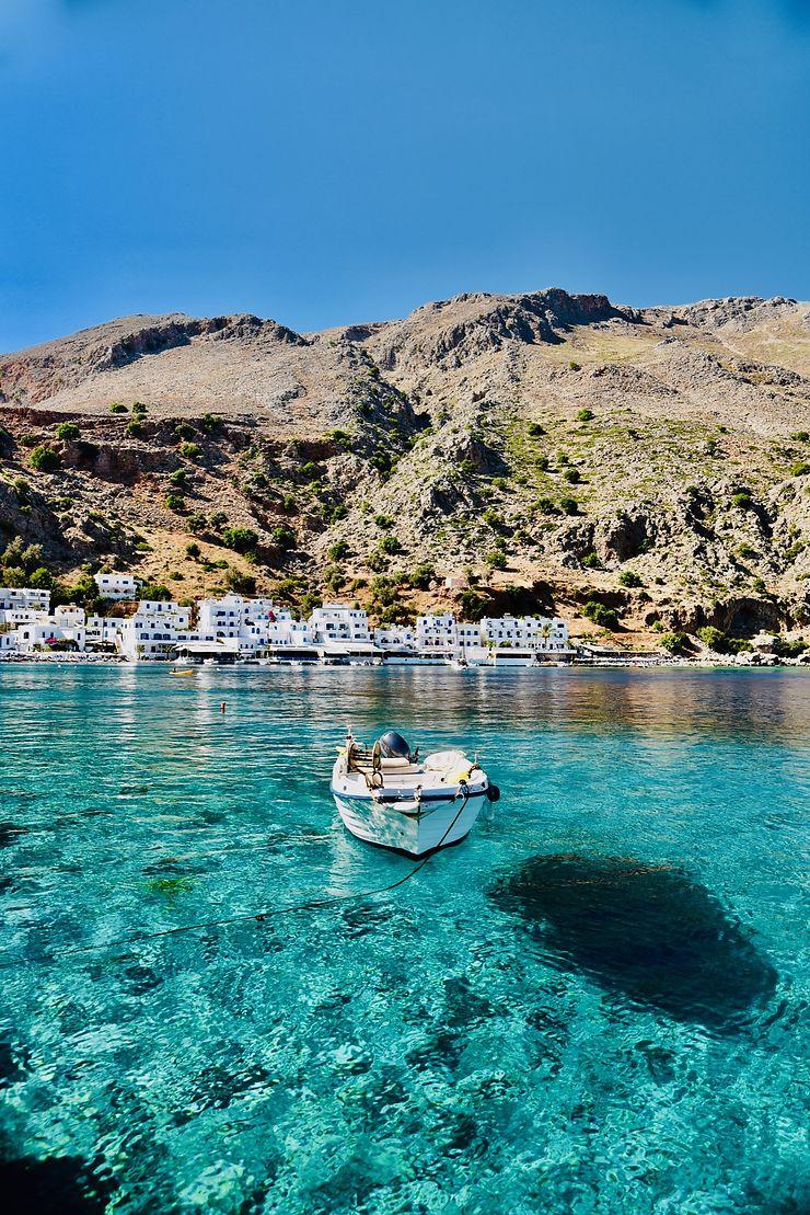 Loutro, Grèce
