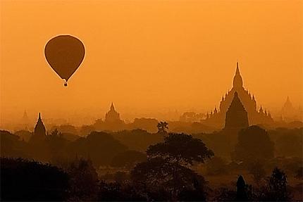 Panorama sur Bagan