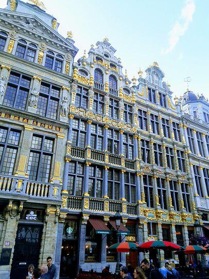Une des plus belles Grand-Place d'Europe, Belgique