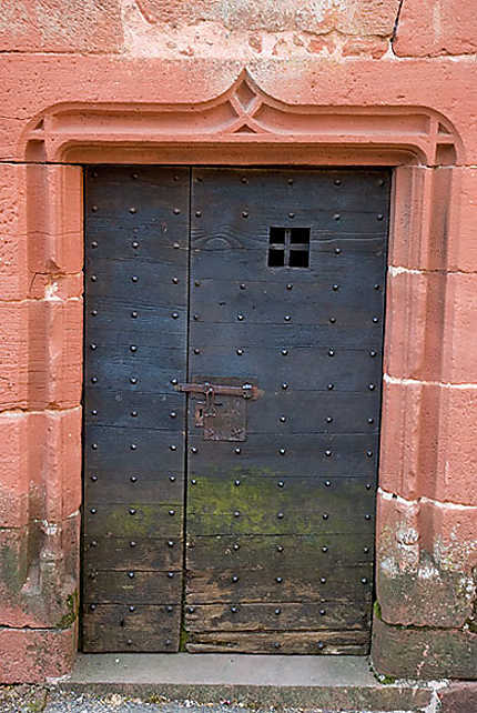Une vieille porte
