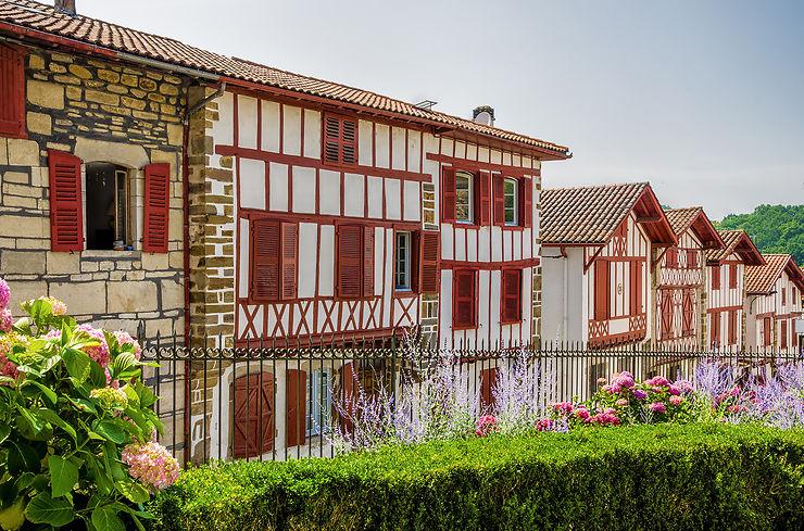 La Bastide-Clairence, le souffle de l'histoire
