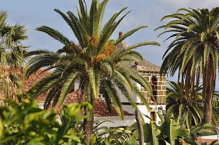 Village de San Andrés, La Palma, Canaries