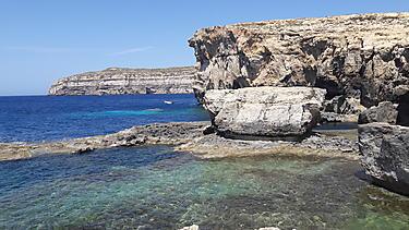 Dwejra (île de Gozo)